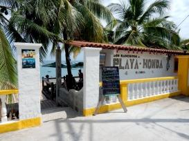 Panama, Taboga Island, Playa Honda