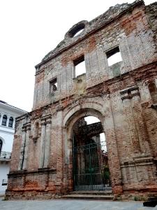 Panama, Arco Chato, Iglesia de Santo Domingo
