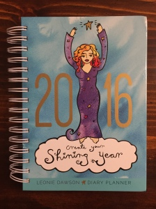 2016 Shining Year Workbook Leonie Dawson